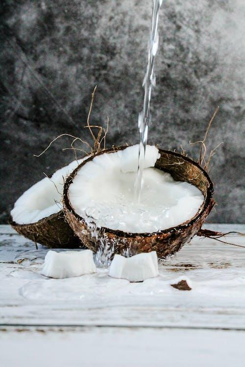 Free stock photo of coconut, fresh, raw, refreshing