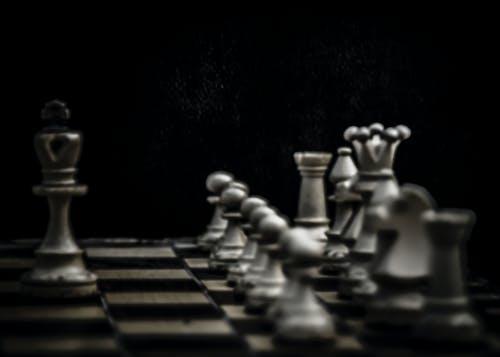 Kostnadsfri bild av schack