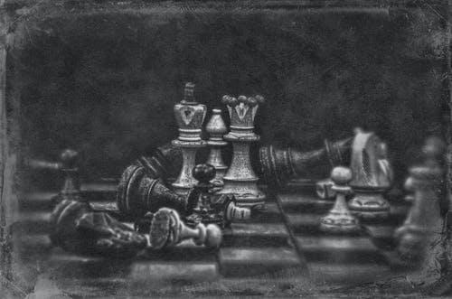 Kostnadsfri bild av schack har detta på min skrivbord