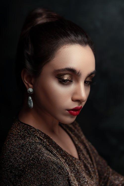 Ingyenes stockfotó 20-25 éves nő, ajakrúzs, ajkak témában