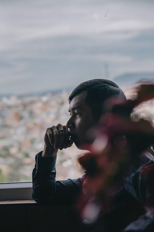 Free stock photo of Chân dung, cửa sổ, đàn ông
