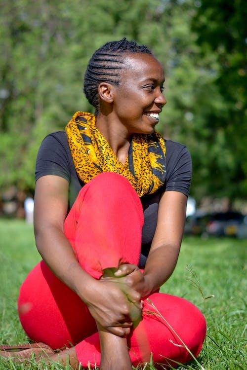 Free stock photo of beautiful smile, female portrait