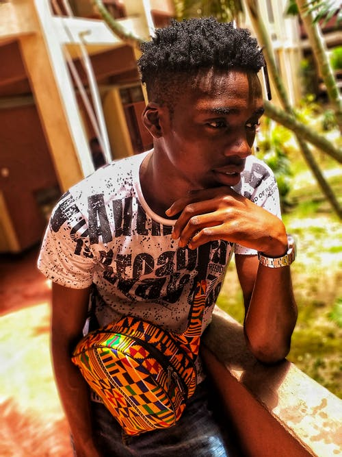 Free stock photo of african, african boy, ankara