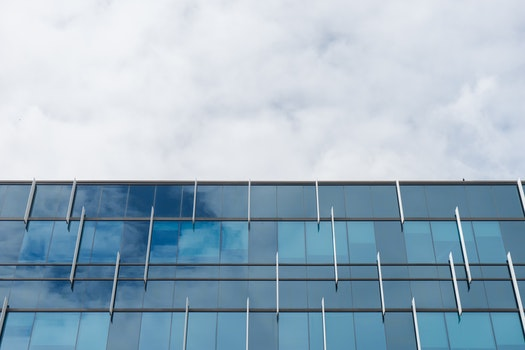 Free stock photo of clouds, building, pattern, architecture