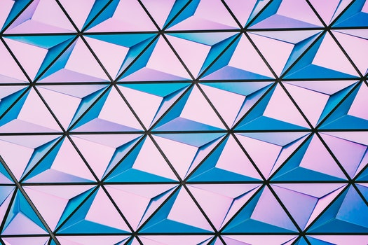 Free stock photo of art, blue, pattern, texture