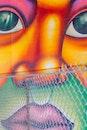 art, graffiti, wall