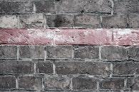 red, bricks, texture