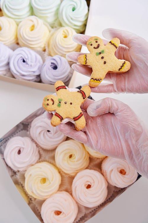 Kostenloses Stock Foto zu backwaren, bonbon, cookies, cupcakes