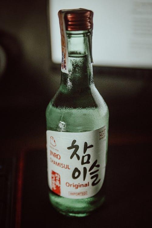 Бесплатное стоковое фото с аквамарин, алкоголь, алкогольный напиток
