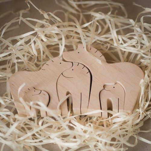 Animal Wooden Toys