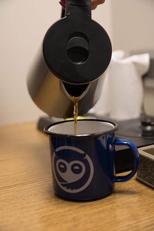 Free stock photo of beverage, black coffee, coffee, coffee mug