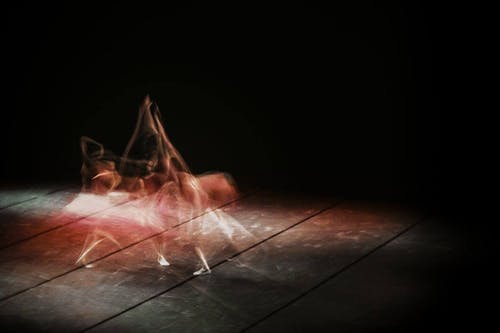 Darmowe zdjęcie z galerii z balet, baletnica, długa ekspozycja, muzyka