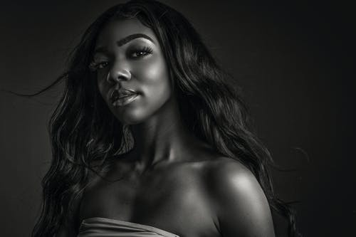Kostnadsfri bild av 20-25 år gammal kvinna, afrikansk amerikan kvinna, afroamerikanska kvinnor, ansikte