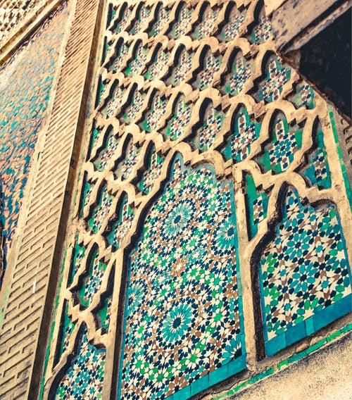 Free stock photo of bab mansour, bra kou, brakou, decor
