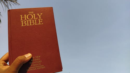 Fotos de stock gratuitas de Biblia, cielo azul, cielo azul claro