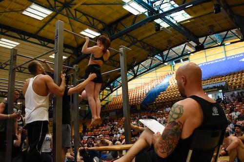 ffeffentlichkeit, leistungsfã¤higkeit, sportlerinの無料の写真素材