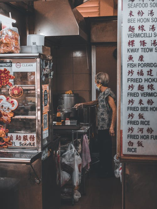 Free stock photo of asian food, chinese food, singapore
