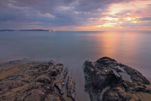 Gratis lagerfoto af fredelig, hav, havudsigt, himmel
