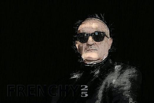 Free stock photo of man, portrait, draw