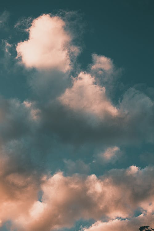 Immagine gratuita di alto, atmosfera, bel tempo, cielo