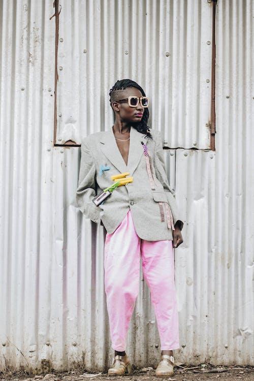 アダルト, アフリカ, アフリカ人女性, アフリカ服の無料の写真素材