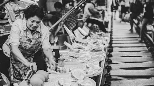 Free stock photo of Bangkok, market, vendor