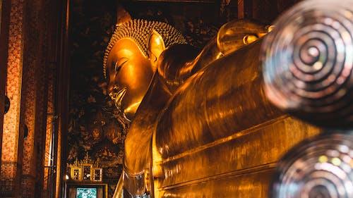 Free stock photo of buddha, Sleeping Buddha