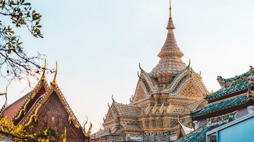 佛, 佛塔, 佛陀, 修道院 的 免費圖庫相片
