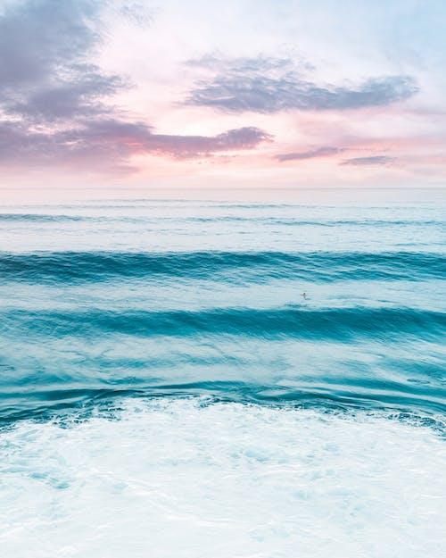 Kostnadsfri bild av blå, havsvågor, norra stranden