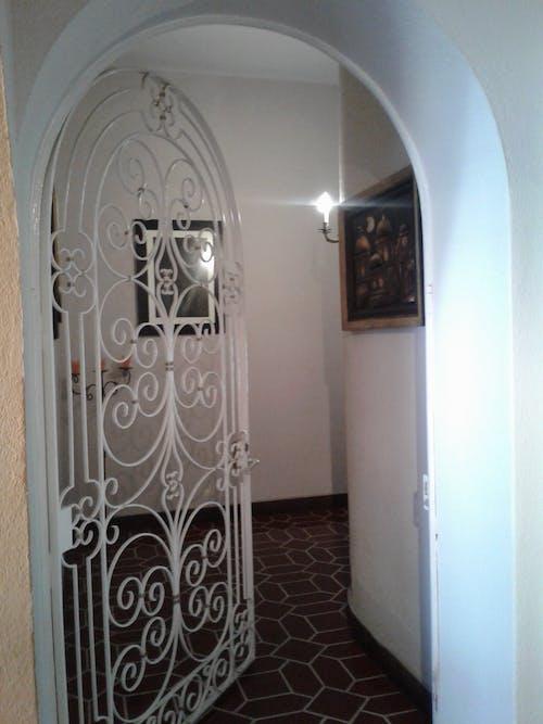 Free stock photo of backdoor, door, entrance, hotel
