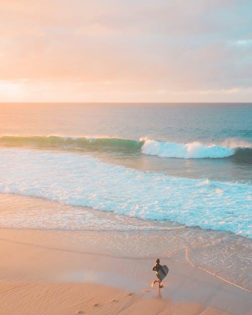 Free stock photo of beach, beach sunset, beautiful sunset