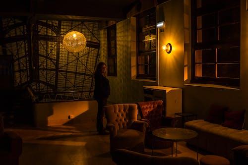 Free stock photo of interior, lights, look