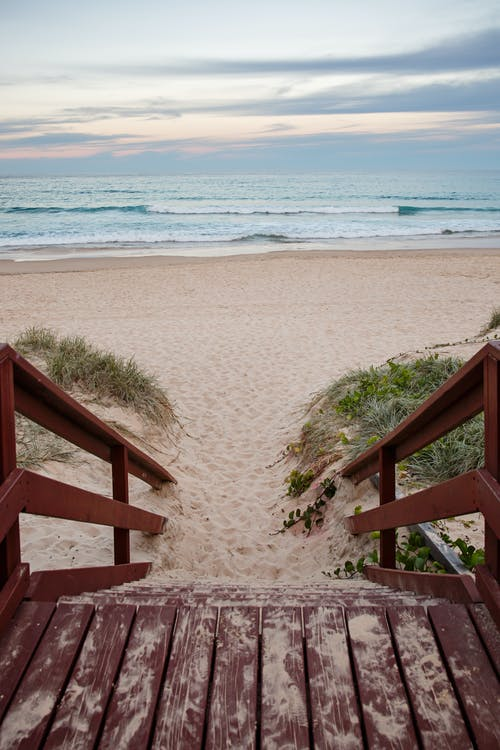 Free stock photo of australia, beach, beach waves, dunes