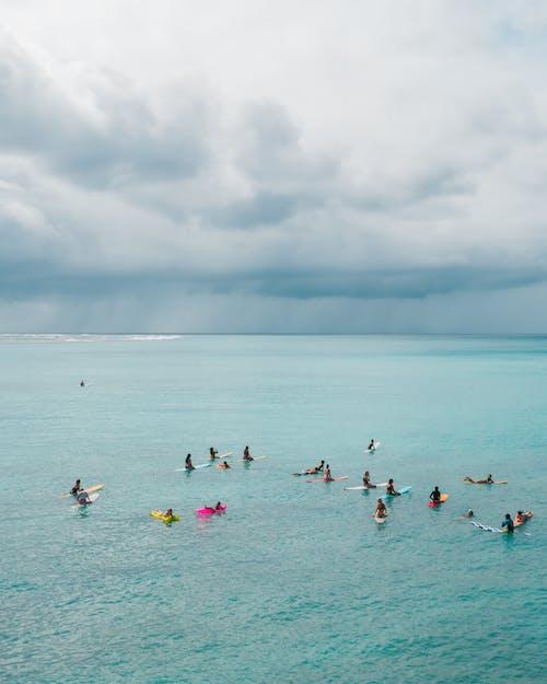 People in Beach