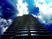 building, architecture, high-rise