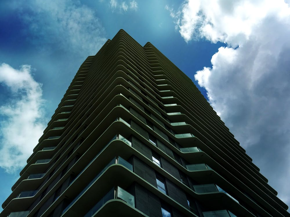 Low-angle Photography of Tower Building