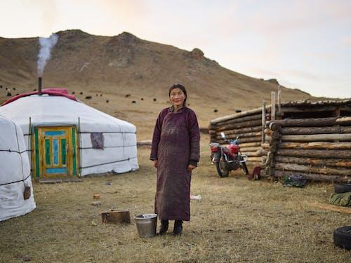 アジア, アダルト, エスニック, カメラ目線の無料の写真素材