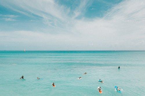 Gratis stockfoto met blauw, blikveld, drone beeldmateriaal