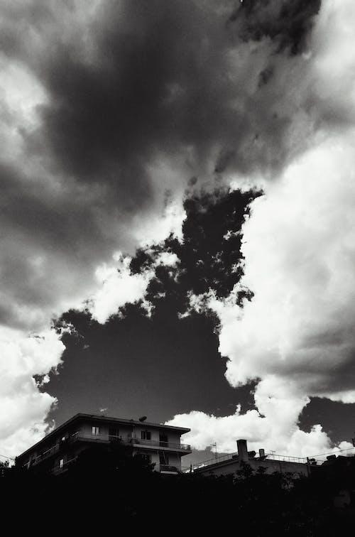 Free stock photo of building, sky, skyporn, urban
