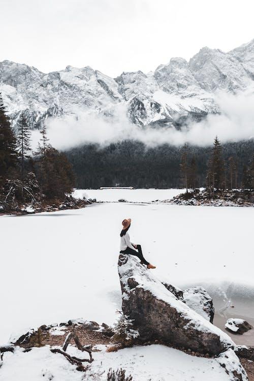 Gratis stockfoto met Alpen, artistieke fotografie, avontuur, berg