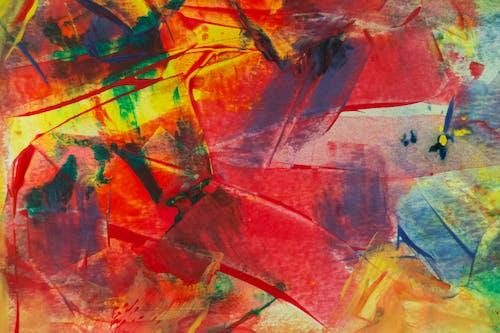 관념적인, 구아슈, 그림, 독창성의 무료 스톡 사진