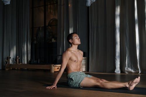 Kostenloses Stock Foto zu asiatisch, ausbildung, eine person, fitness