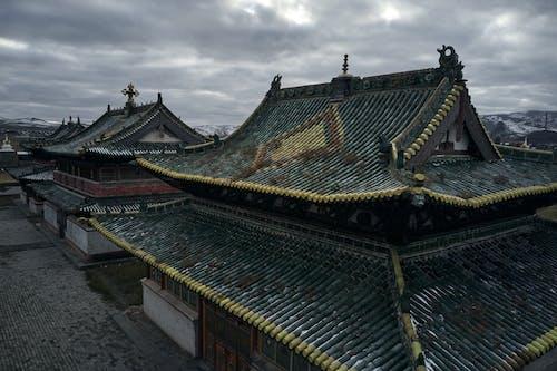 アート, アジア, エルデネズー修道院の無料の写真素材