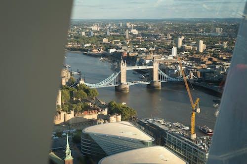 Ingyenes stockfotó híd, London, london városa, london-híd témában