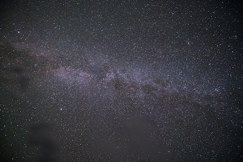 Dark sky full of shiny stars