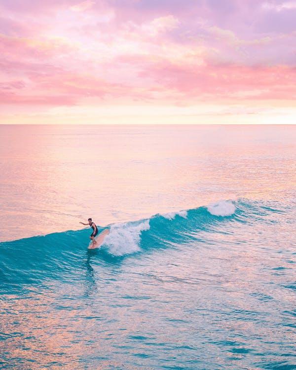 Photos gratuites de beau coucher de soleil, coucher de soleil, coucher de soleil sur la plage