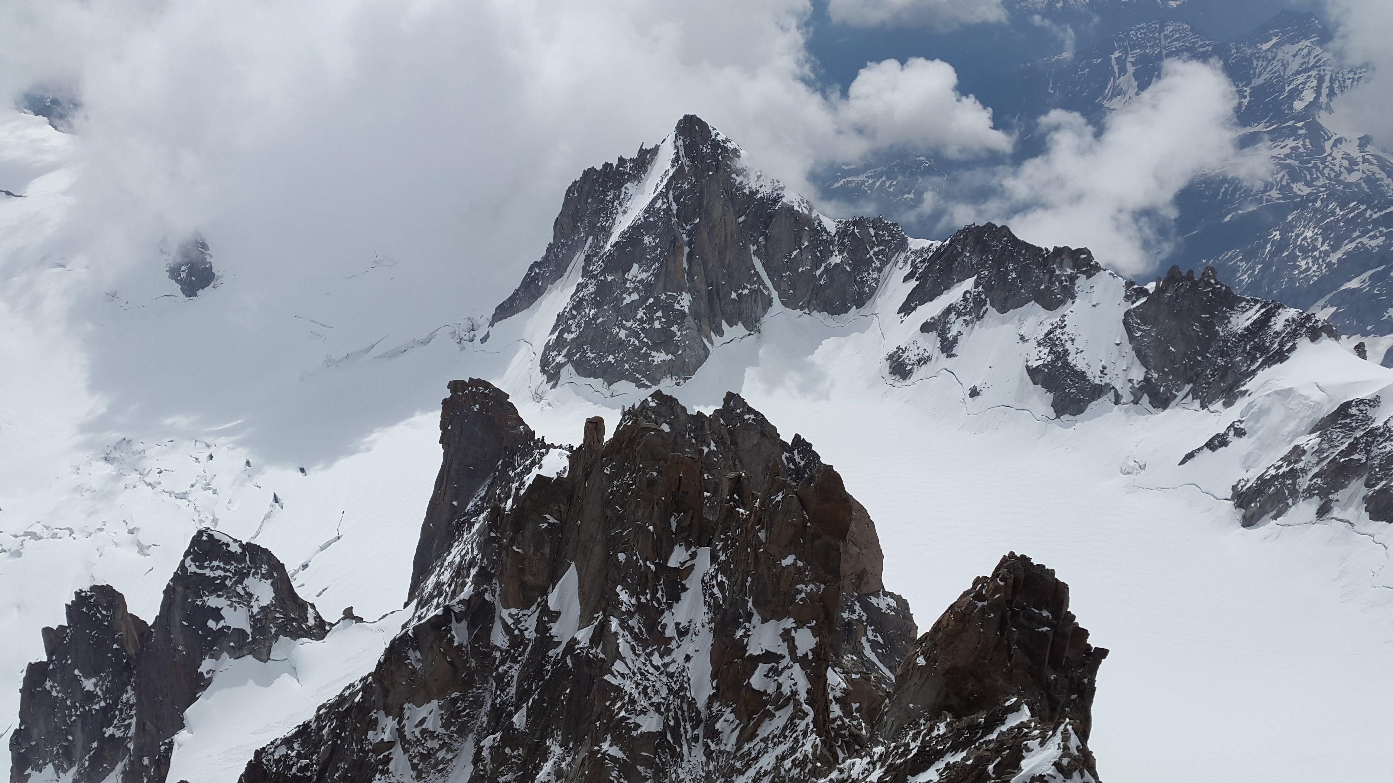Free stock photo of cold, glacier, mountains, alpine