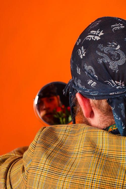 Foto profissional grátis de editorial, estilo, laranja