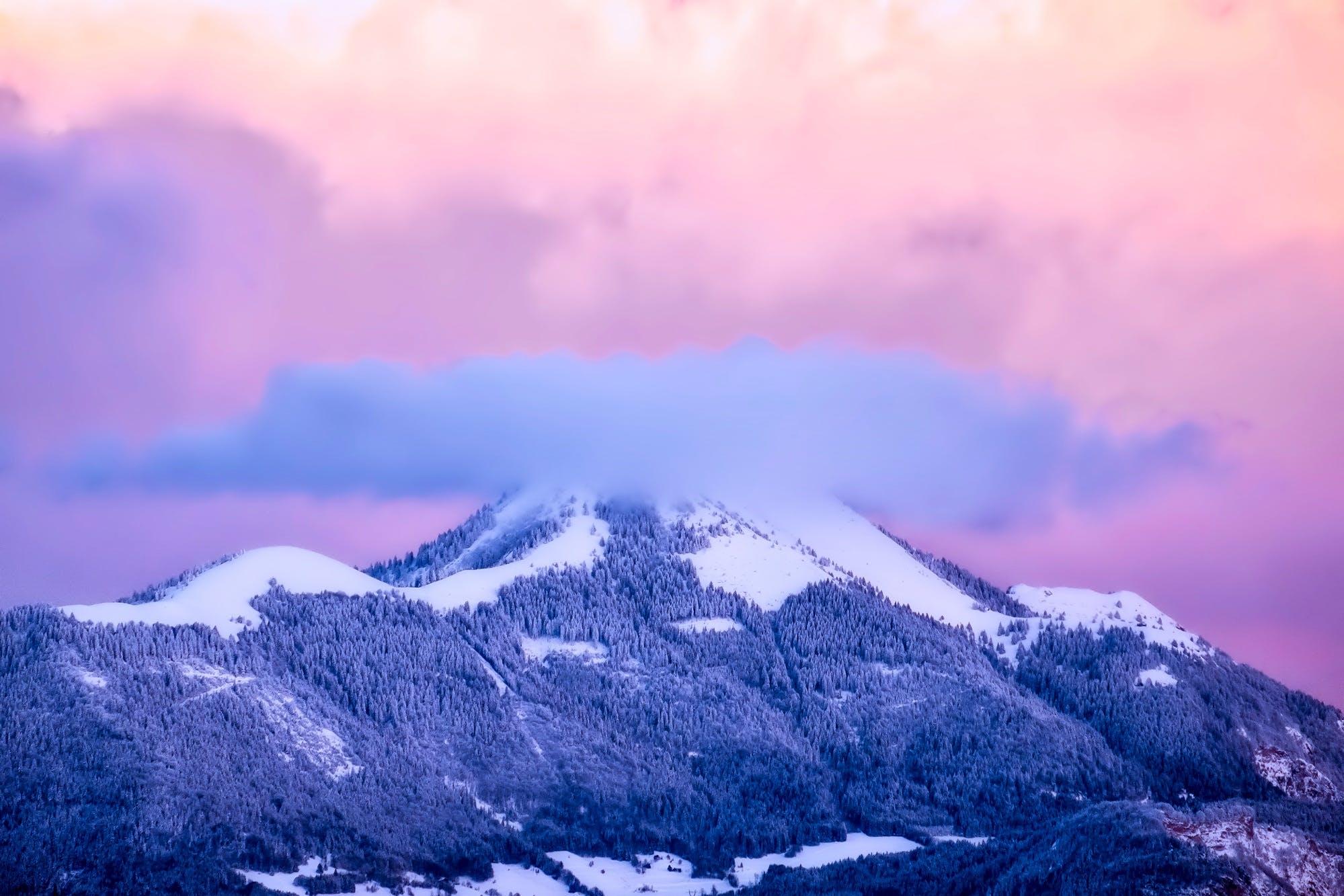 Základová fotografie zdarma na téma denní světlo, divočina, hora, krajina