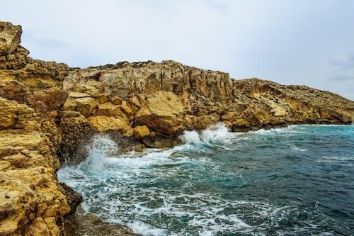 cavo greko, 假期, 冒險, 地質學 的 免费素材照片